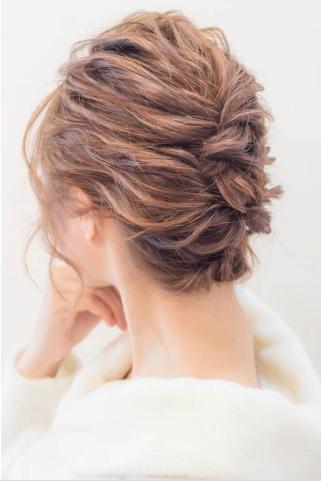 ラフにアレンジ☆お出掛けにも hair coucou クークー のヘアスタイル・髪型・ヘアカタログ 楽天ビューティ